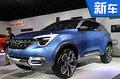 奇瑞全新SUV将于德国首发 9月12日露真容