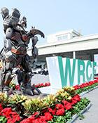 跟着长城汽车一起来体验世界机器人大赛