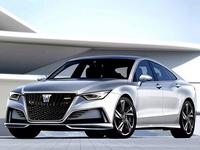 丰田全新皇冠外观曝光 尺寸升级 或换搭2.5L插混
