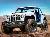 Jeep全新牧马人纯电版车型曝光 或搭双电机
