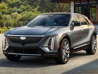 凯迪拉克全新纯电SUV即将预售 配33英寸曲面屏