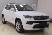 Jeep指南者PHEV曝光 1.3T+电机或广州车展发布
