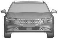 长安福特EVOS曝光!搭1.1米超长屏幕 或年内上市