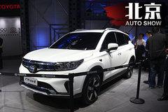 换脸GS4/纯电动SUV 广汽ix4 EV车展实拍解析