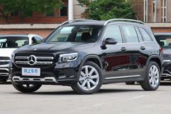奔驰新款GLB上市 售价29.28-34.88万元 配置微调