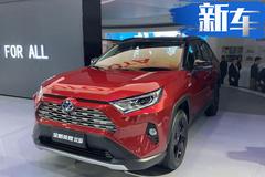 奥迪Q3、丰田荣放等十款热门SUV!最低只需9万