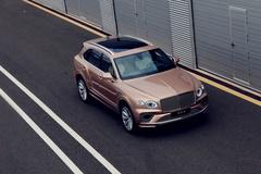 宾利新添越全球首试 换个角度感受超豪华SUV