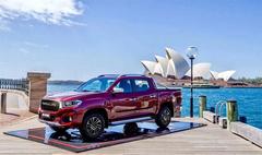 上汽皮卡将推出T70澳洲版  首款国六出口转内销皮卡