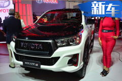 皮卡中的牛魔王,丰田有望打造海拉克斯GR版车型