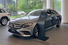 买车送装饰/现金降7万 奔驰长轴E级现在买合适吗?