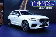 颜值豪华感皆提升 广州车展实拍国产全新沃尔沃XC60插电混动版