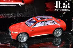 比劳斯莱斯还要奢华 车展实拍迈巴赫概念车