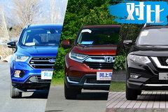 20万元出头就能圆四驱梦 三款合资品牌SUV推荐