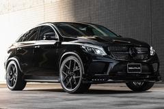 奔驰GLE  Coupe新车型!全黑车身/外观套件更运动