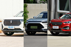 颜值高/科技感强,15-20万自主SUV,这几款值得买