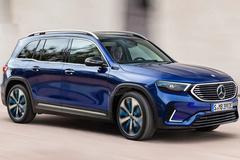 奔驰纯电动GLB将国产 最快明年上市/或38万元起售