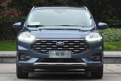 福特锐际增两驱入门版 降价1万元 16.98万起售