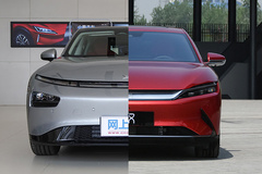 25万买纯电动轿跑谁更香?比亚迪汉对比小鹏P7
