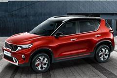 起亚旗下小型SUV Sonet官图 未来有望引入国内