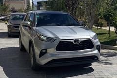 全新丰田汉兰达国内实车 有望下月发布/或搭2.5L
