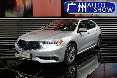 Acura的未来就靠它了!广州车展实拍ALL NEW TLX-L