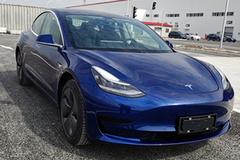 特斯拉Model 3换搭新电池 动力/续航均小幅提升