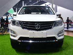 自主鸿运国际实用型SUV推荐 宝骏560领衔