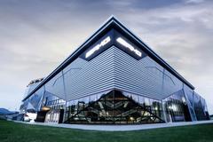 全球首家AMG体验中心 为什么开在了中国的赛车场?