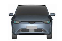 威马7系轿车实拍图!续航超特斯拉国产Model 3