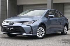科技提升!丰田新卡罗拉上市 11.98万元起 车联网升级