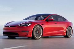 特斯拉Model S Plaid 将交付 1/4英里加速约9.2秒