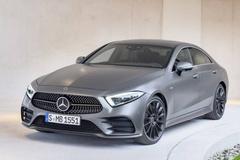 奔驰新款CLS正式开售!年内交付/安全配置升级