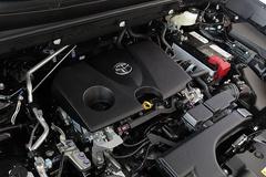 两种动力/三种四驱 广汽丰田威兰达到店 实车动力解读