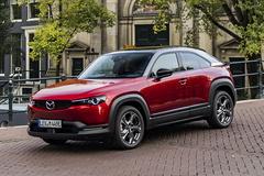 马自达纯电SUV MX-30售价公布 搭对开门设计