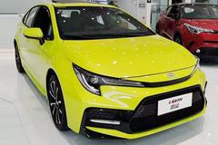 广汽丰田新款雷凌上市 11.58万元起-整体配置提升