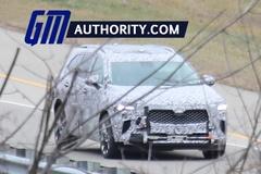 别克7座SUV实车曝光 提供两种动力/起售价低于30万