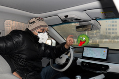 病毒在车上陪你待两天?车内各部位如何消毒必看干货