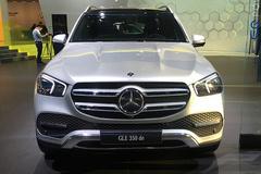 奔驰全新GLE插混版实拍 油耗大幅降低年内开卖