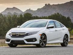 新思域领衔 2016年值得期待的紧凑级新车