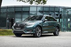 全新UR-V:以旗舰SUV实力 打造新中产出行生活