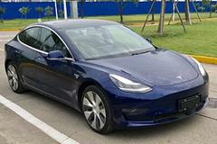 特斯拉国产Model 3高性能版曝光 动力不及进口版