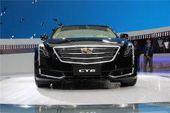 凯迪拉克的新旗舰 2015上海车展实拍CT6
