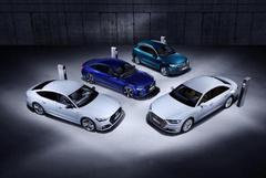奥迪A3、Q3、Q8均将增插混动力 有望年内发布