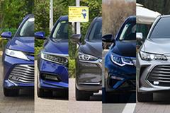 20万级中型家轿如何选?这8款中总有一辆最合适
