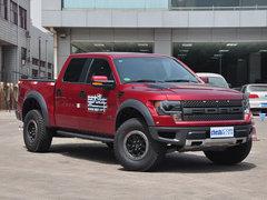 6.2L引擎/售价63万 福特2014款猛禽实拍