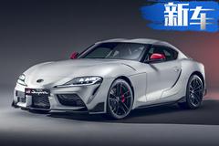 丰田GR Supra新车型将开售!搭2.0T/内饰更抢眼