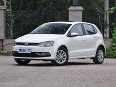 高性价比小车 2014款Polo自动豪华实拍