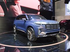 星途今年将推3款新车 VX大7座SUV最快4月上市