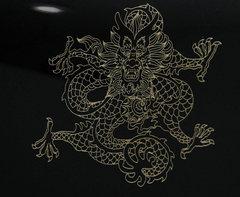 牧马人领衔 中国龙元素与汽车完美结合