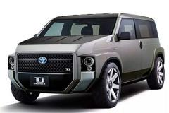 一汽丰田全新大SUV曝光 尺寸超普拉多配四驱系统